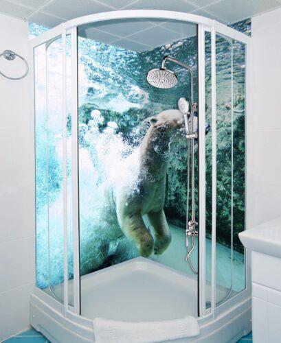 3D Tier Ozean Tapete Badezimmer Drucken Abziehbild Mauer Deco AJ WALLPAPER DE