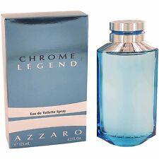 AZZARO CHROME LEGEND EDT for Men 125ml | Genuine Azzaro Men's Perfume