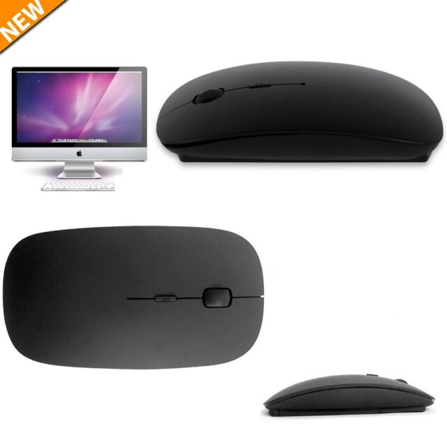 2.4GHz Wireless Optical Mouse Adjustable DPI Mice USB Receiver For PC Laptop USA