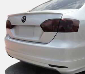Image Is Loading 11 14 Vw Jetta Smoked Tinted Tail Light
