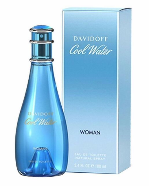 Davidoff Cool Water Fragrance for Women 100ml EDT Spray