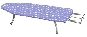 Alpha Toppy - Asse da stiro da tavolo con piano 100x35 cm