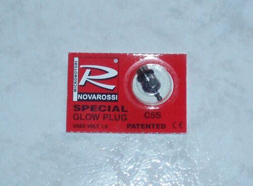 NOVAROSSI C5S Special glow plug
