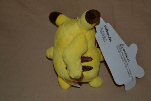 "5/"" Pikachu # 25 Pokemon Plush Dolls Toys Stuffed Animals Winks Winking Mouse"