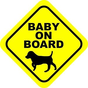 Baby-On-Board-Dog-Decals-Stickers