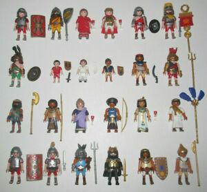 Playmobil-History-Figurine-Personnage-Romain-Accessoires-Modele-au-Choix-NEW