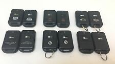 LOT of 12 MIXED keyless entry remote starter key fob transmitter GOH-PCMINI
