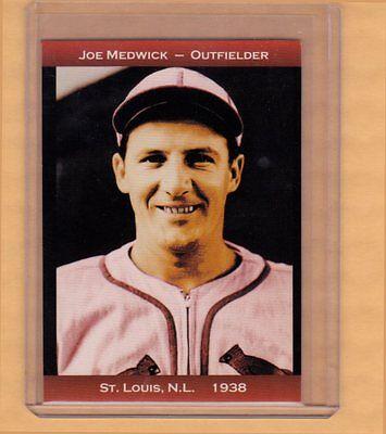 2006 Legendary Cuts SP #11 Joe Medwick NrMint-Mint Baseball Card
