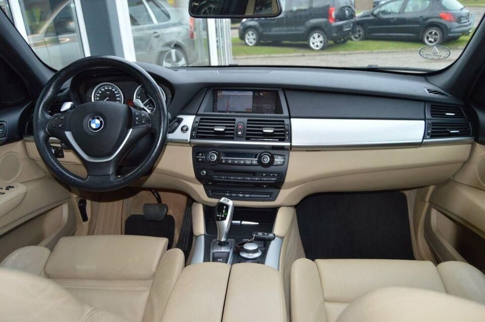 BMW X6 3,0 xDrive35d aut. Diesel 4x4 aut. modelår 2008 km
