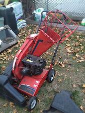 Item 1 Troybilt Chipper Vacuum 4hp Model 47278 Shredder Gas Ed Troy Bilt