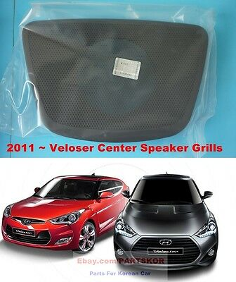 2011~ Hyundai Veloster Center Speaker Grille Assy Cover Genuine Parts OEM
