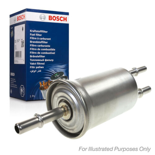 Fits VW Polo 6R Genuine Bosch In Line Fuel Filter