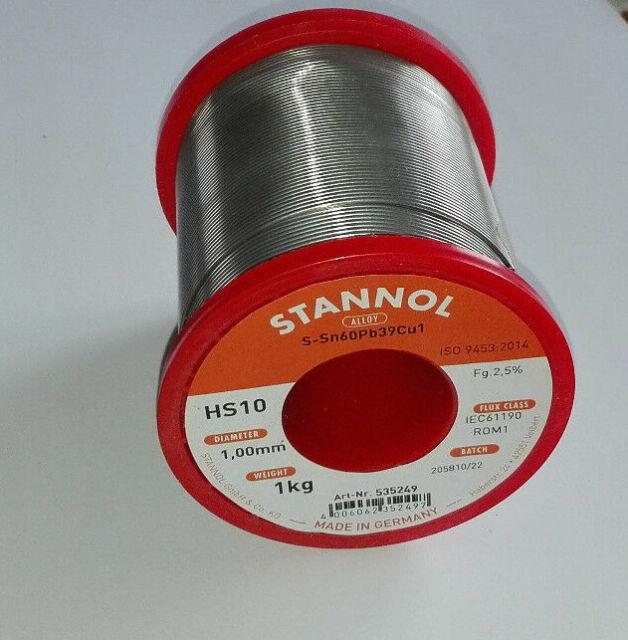 L-Ag15P Stäbe 2mm Kupfer-Phosphor-Silber-Legierung 25gr-1kg Lötdraht Lötzinn