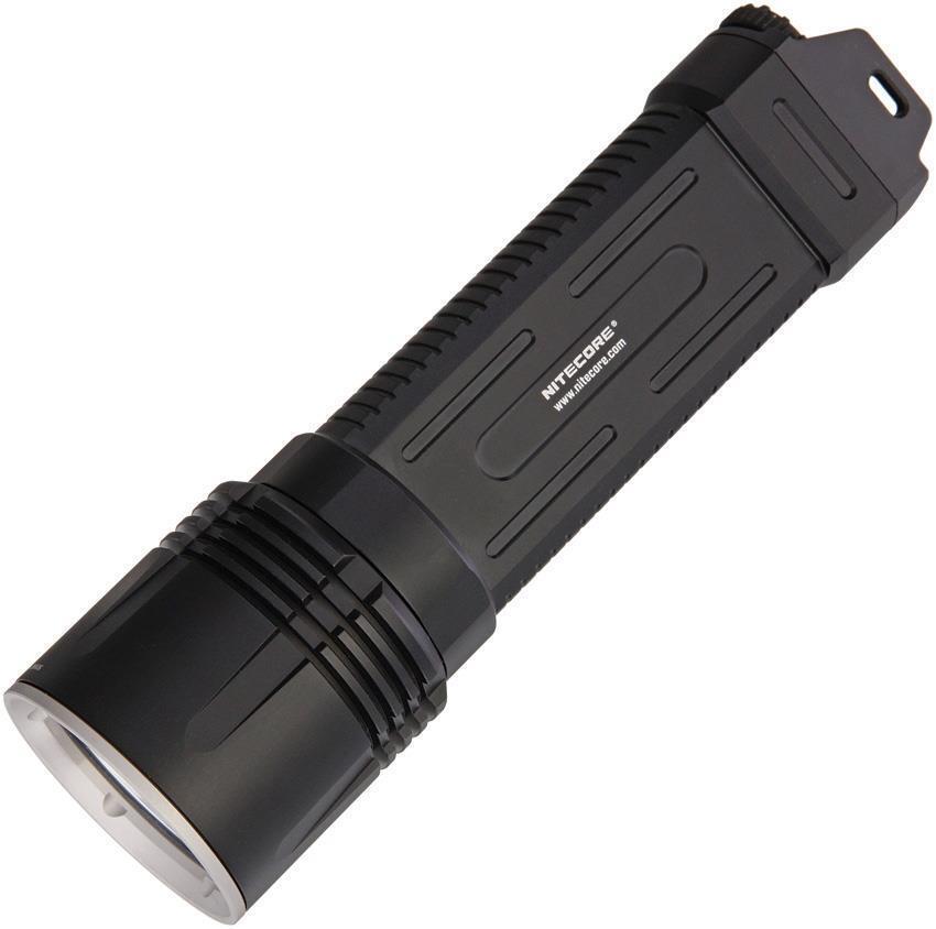 NITECORE Model P36 Tactical Flashlight 2000 Lumens CREE MT-G2 LED 300 Meter