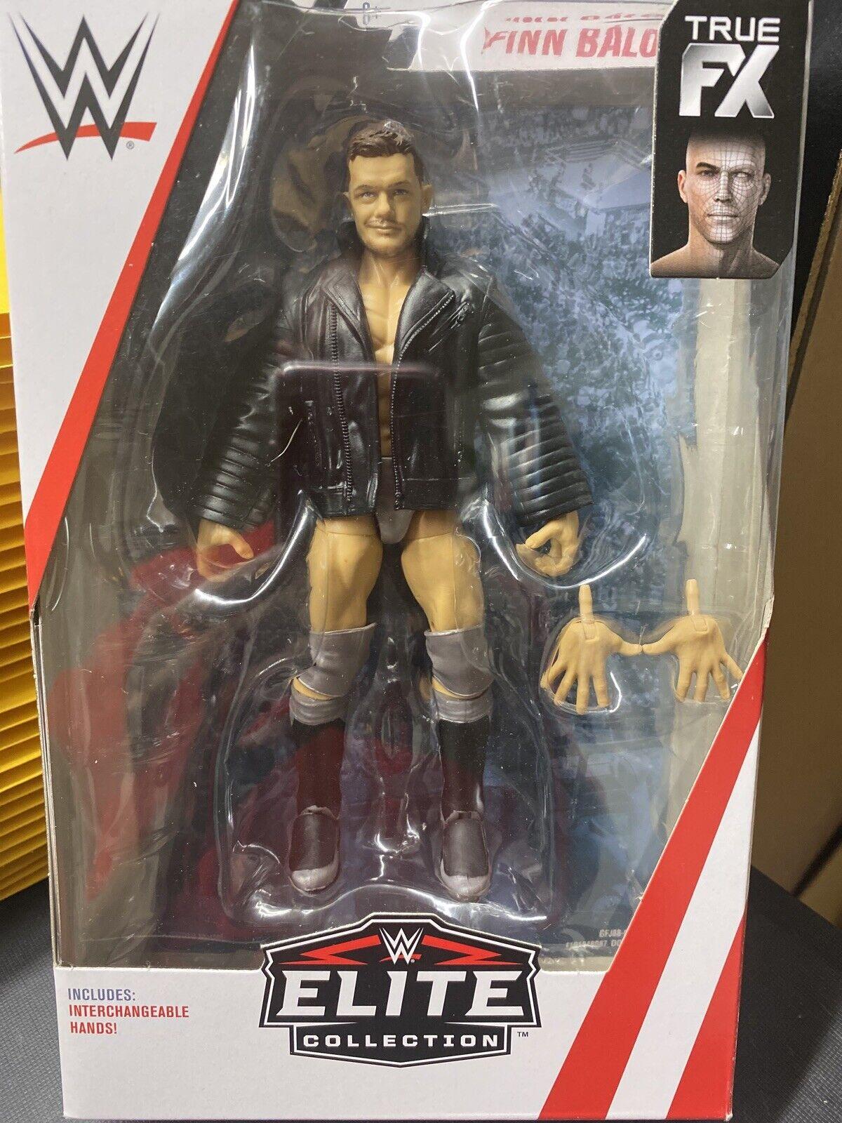 WWE Tough Talkers total Tag Team Finn Balor Action Figure FMH91 Neuf 6+