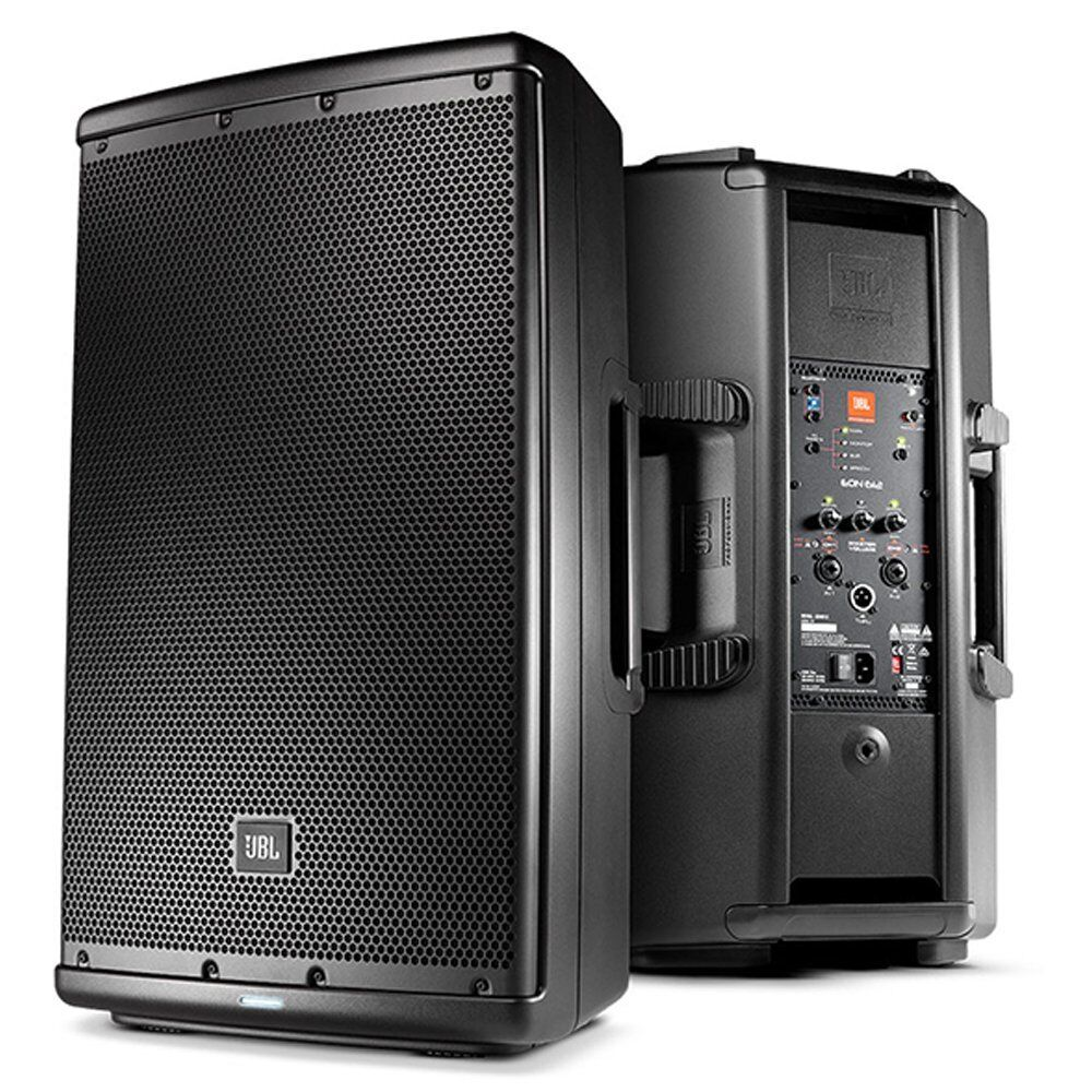JBL EON612 12  2-Way Self-Powered Speaker (Single)