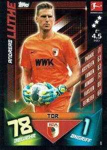 Match Attax 2019 2020 19 20 329-Xaver Schlager