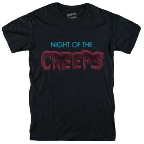 NIGHT OF THE CREEPS T-shirt Fred Dekker movie 1986 Jason Lively Tom Atkins