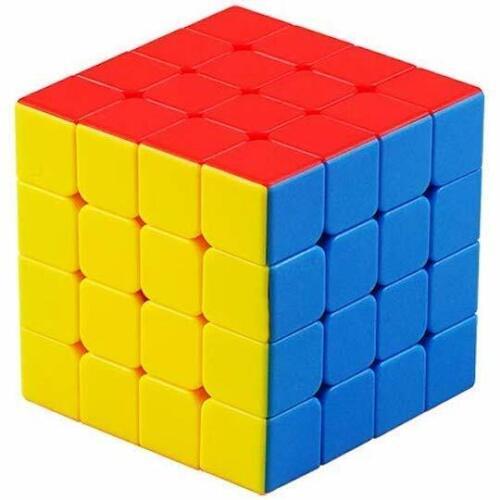 ShengShou Mr stickerless Zauberwürfel Speedcube Magic Cub... M 4x4x4 magnetic
