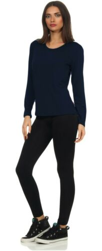 Thermo-Leggings Gr Damen Thermo- Ski Unterwäsche im Set Langarm Shirt 36-42