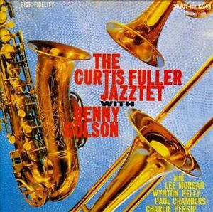 The-Curtis-Fuller-Jazztet-with-Benny-Golson-CD-in-replica-jacket-sleeve