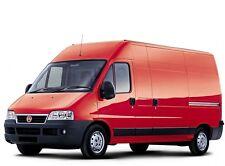 FIAT DUCATO officina servizio riparazione manuale 2002 - 2006 su CD X244