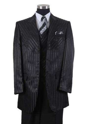schaduwstrip Joker 4 glanzende Mannen WVest pak knops kostuum 2915v ukiOwXZTlP