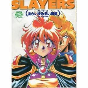 Slayers-Dragon-Magazine-Special-Japanese-Anime-amp-Manga-Artbook