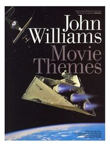 Details about Play John Williams Movie Themes Star Wars Jurassic Park Jaws  Piano MUSIC BOOK