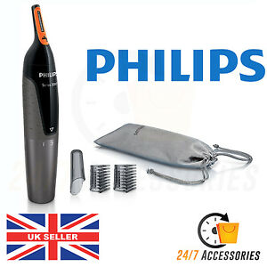 Philips Series 3000 Nt3160/10 Trimmer for Nose Nasal Ear Eyebrow Hair Remover
