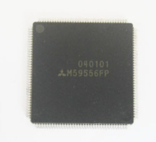 1PCS New MPN:M59556FP Manufacturer:MIT Encapsulation:QFP
