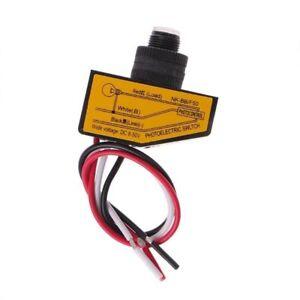 Automatic Light Control Sensor Dc12v 24v 36v 48v Dusk To Dawn