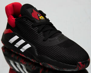 Details about adidas Pro Bounce 2019 Low Men's Black Scarlet Red Basketball  Sneakers Shoes