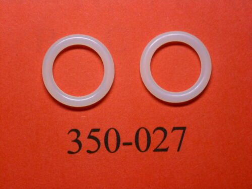 Two Crosman 2 Urethane O-Ring Seals Part # 350-027