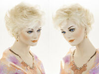 Short Youthful LightweighWavy Straight Blonde Brunette Red Grey Wigs By Wig Pro