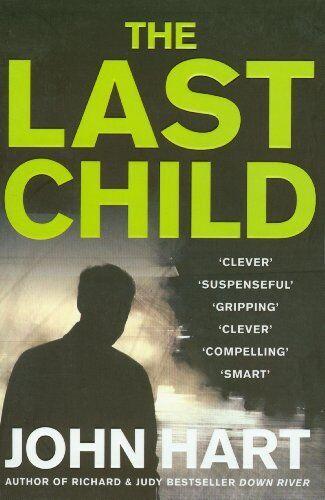 The Last Child,John Hart- 9781848540224