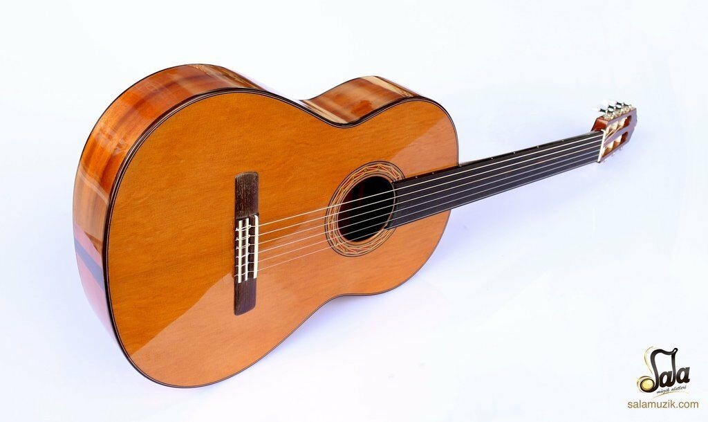Special Fretless Fretless Fretless Classical Guitar SGP-405 7a86ce