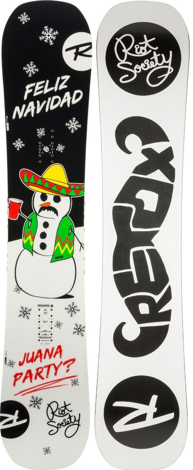 Snowboard Freestyle True Twin ROSSIGNOL RETOX 2019