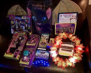 Hôtel Transylvanie 3 Première mondiale Film Goodie Bag Lot Toys rares & plus!   Regardez