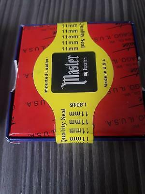 Box Of 50 Tweetens Elk Master Cue Tips Snooker Pool 9mm 10mm 11mm