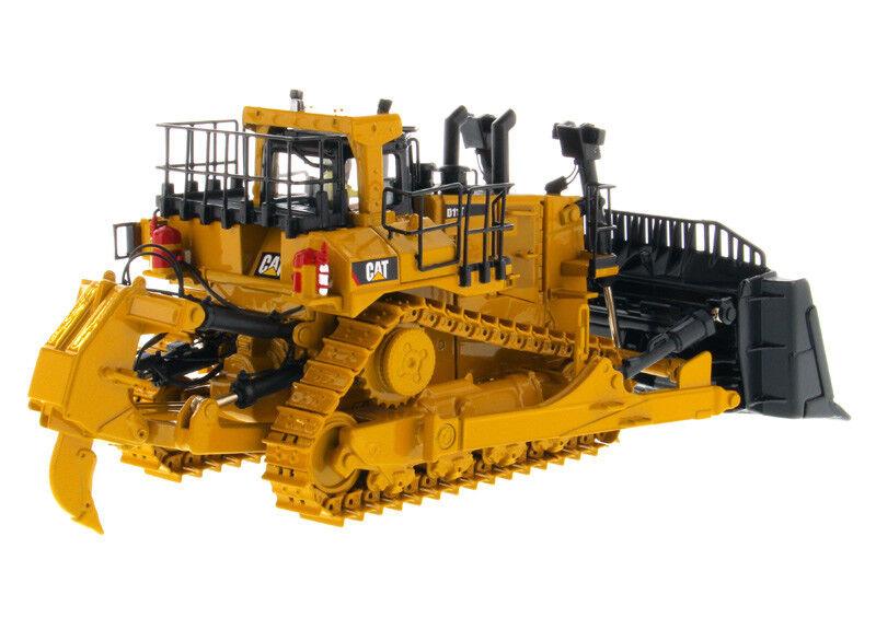 1 50 pista Caterpillar 85565 D11T-Tipo Tractor Dozer Diecast Vehículo de ingeniería