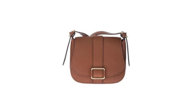 40401cc1bb217 Michael Kors Maxine Medium Saddle Bag 30h6tuzm2l Luggage for sale ...