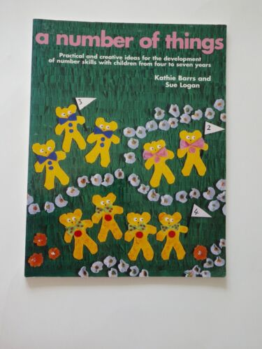 1 of 1 - A Number of Things by Sue Logan, Kathie Baring (Paperback, 1997)