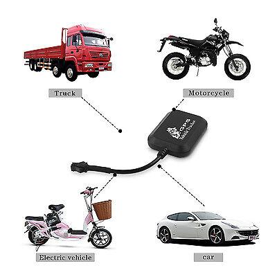 Mini GSM GPRS GPS Tracker Truck Car Motorbike Real Time Tracking Locator Monitor