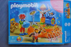 Playmobil - 4231 Orchestre De Cirque