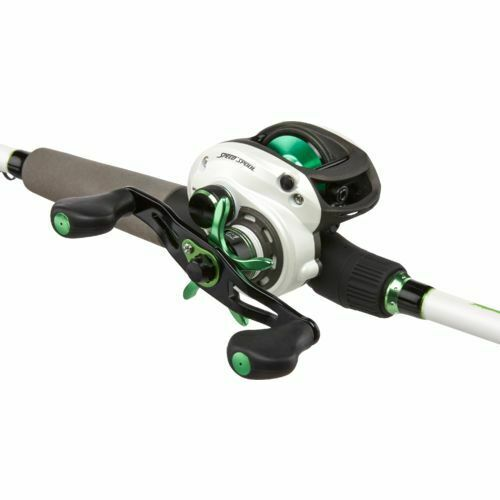 Lews Mach 1 Speed  Spool Baitcaster Right Handed