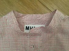 MARGARET HOWELL Cotton Shirt Size S / 10 / M / 12 Brand New