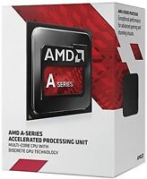 Amd A8-7600 Quad-core 3.1 Ghz Socket Fm2+ 65w Desktop Processor Amd Radeon R7