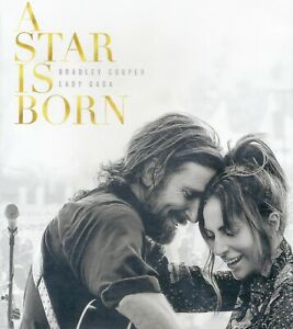 A-Star-Is-Born-2018-R-musical-romantic-movie-new-DVD-Bradley-Cooper-Lady-Gaga