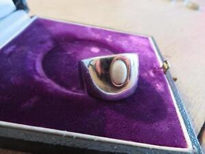 Breiter-925-Silber-Ring-von-MeXX-Unisex-Designer-13-5-Gramm-Schwer-Modern-Massiv